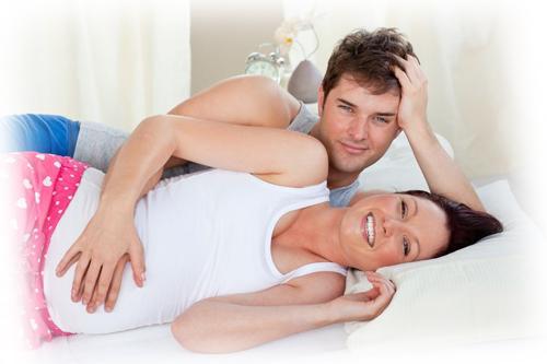 Заканчивать в беременную