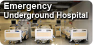 Sammy Ofer Emergency Underground Hospital