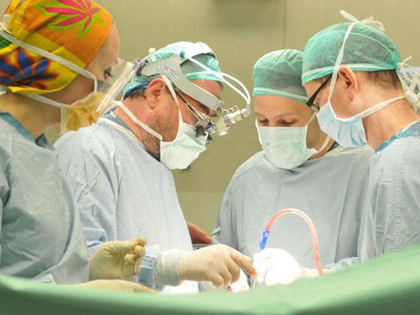 Онкология: лечение больных с опухолями в области головы и шеи