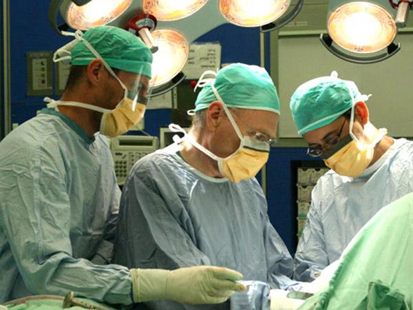 Операция тазобедренный сустав израиль кость коленного сустава
